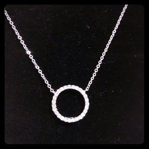 Lia Sophia Circle necklace